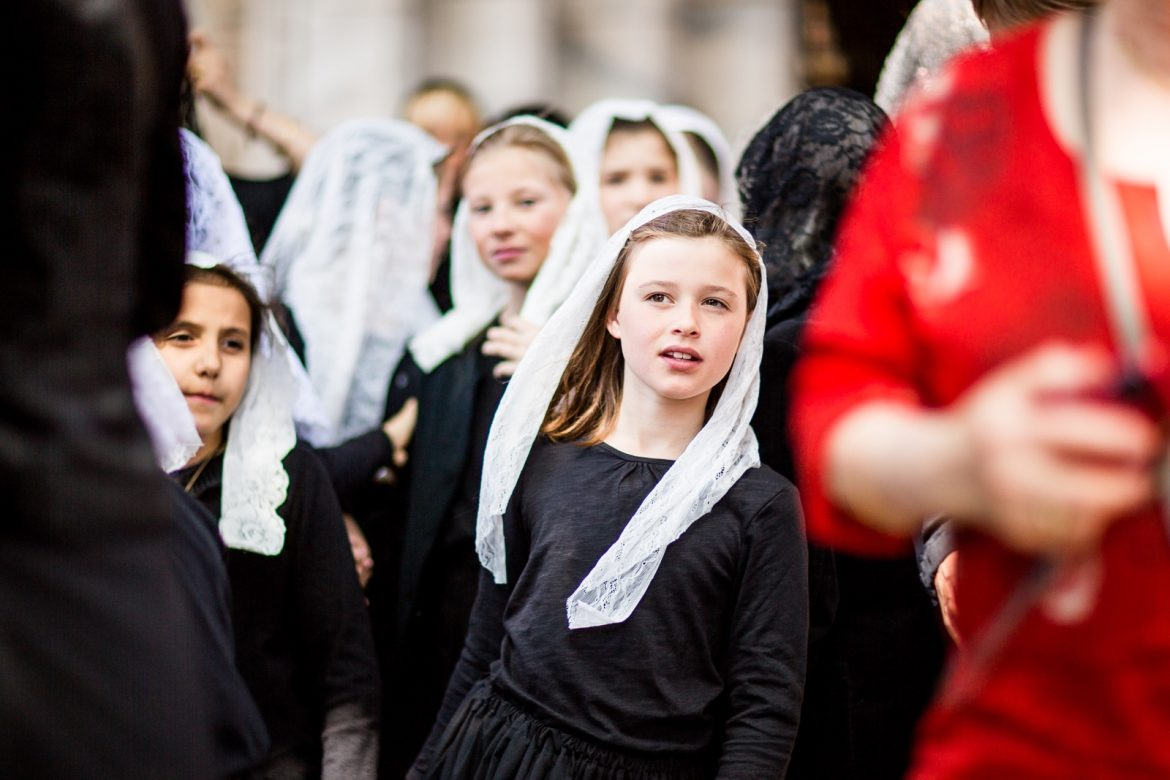 Procession de la Sanch - © JC Milhet