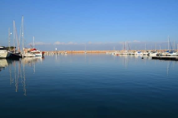 Port Argelès sur Mer Plongée sous-Marine Pyrénées-Orientales