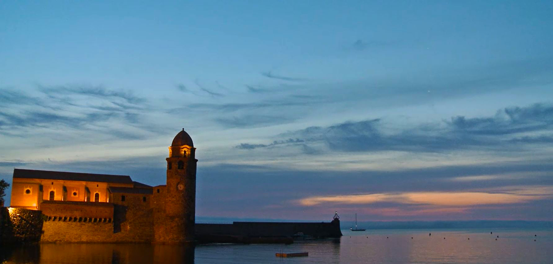 United colors  of Collioure et  Paulilles !