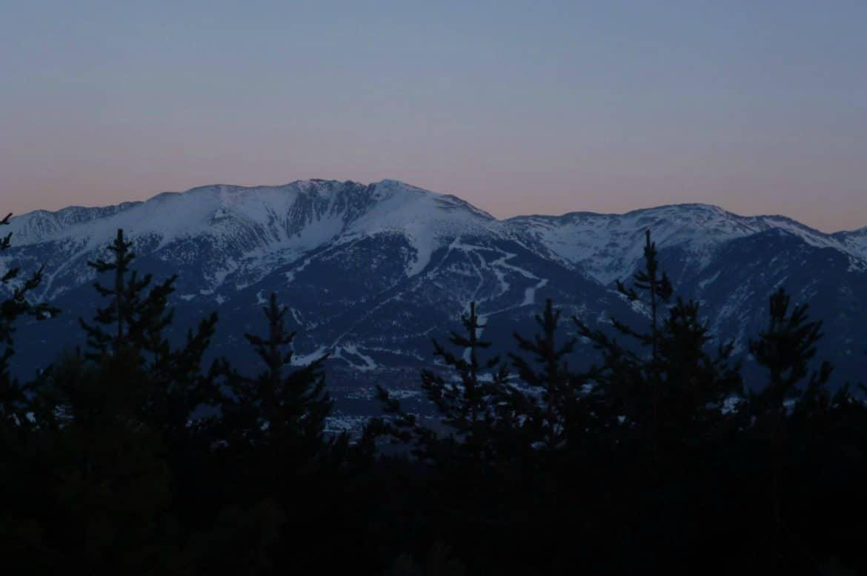 étoiles Astronomie Randonnée Font-Romeu Ozone3 Montagne