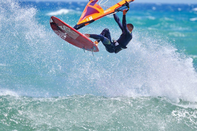 Windsurf Canet en Roussillon