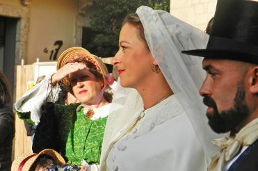 Saint Eloi les mariés