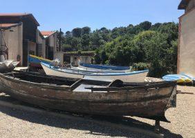 atelier des barques catalanes/Mais oui, mais oui l'école est finie