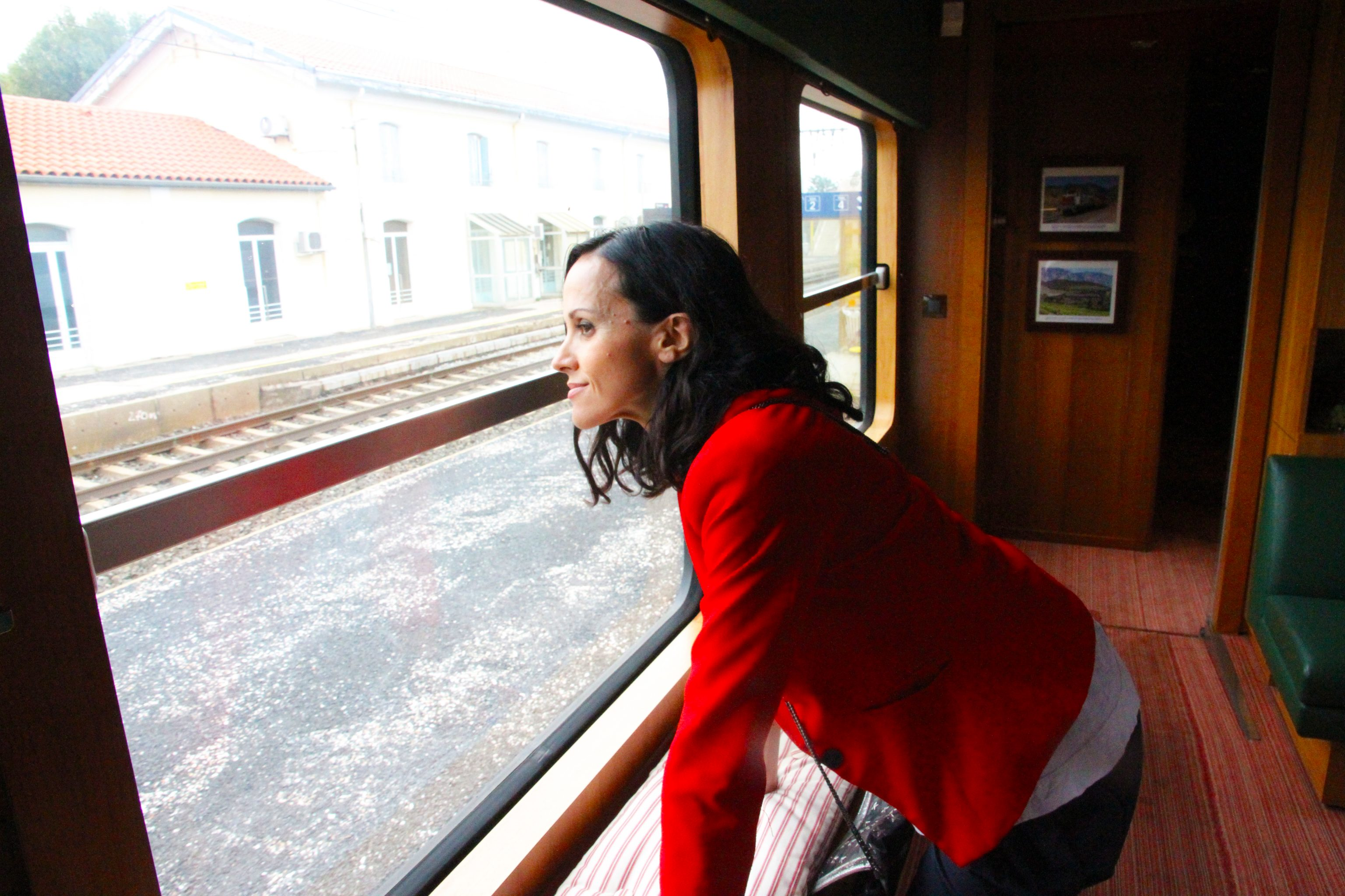 Le Train Rouge, l'Orient-Express de l'Agly