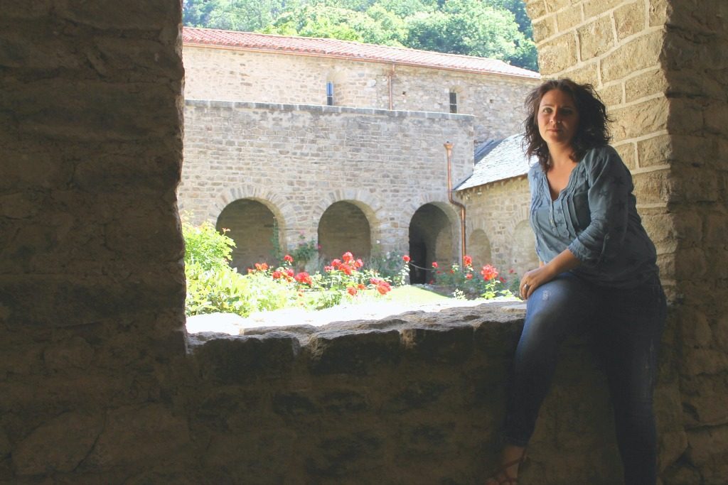 Un peu plus près des étoiles… - Abbaye St Martin du Canigou
