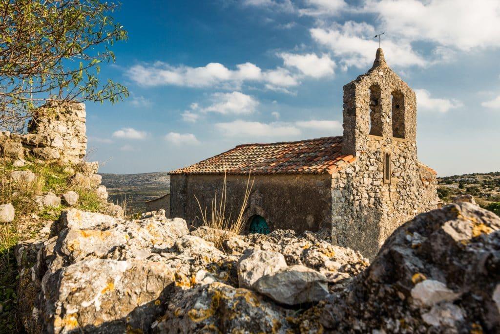 Village abandonné de Périllos