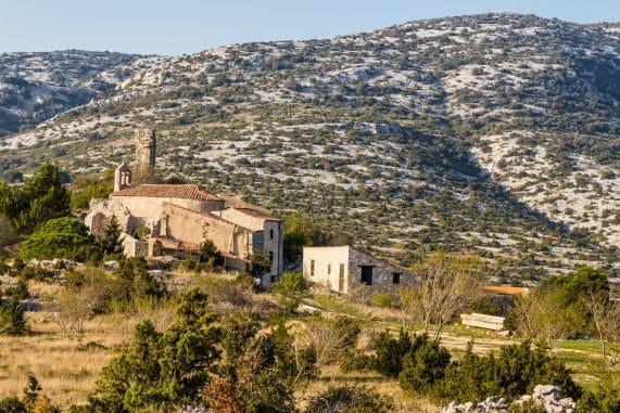 Village abandonnée de Périllos