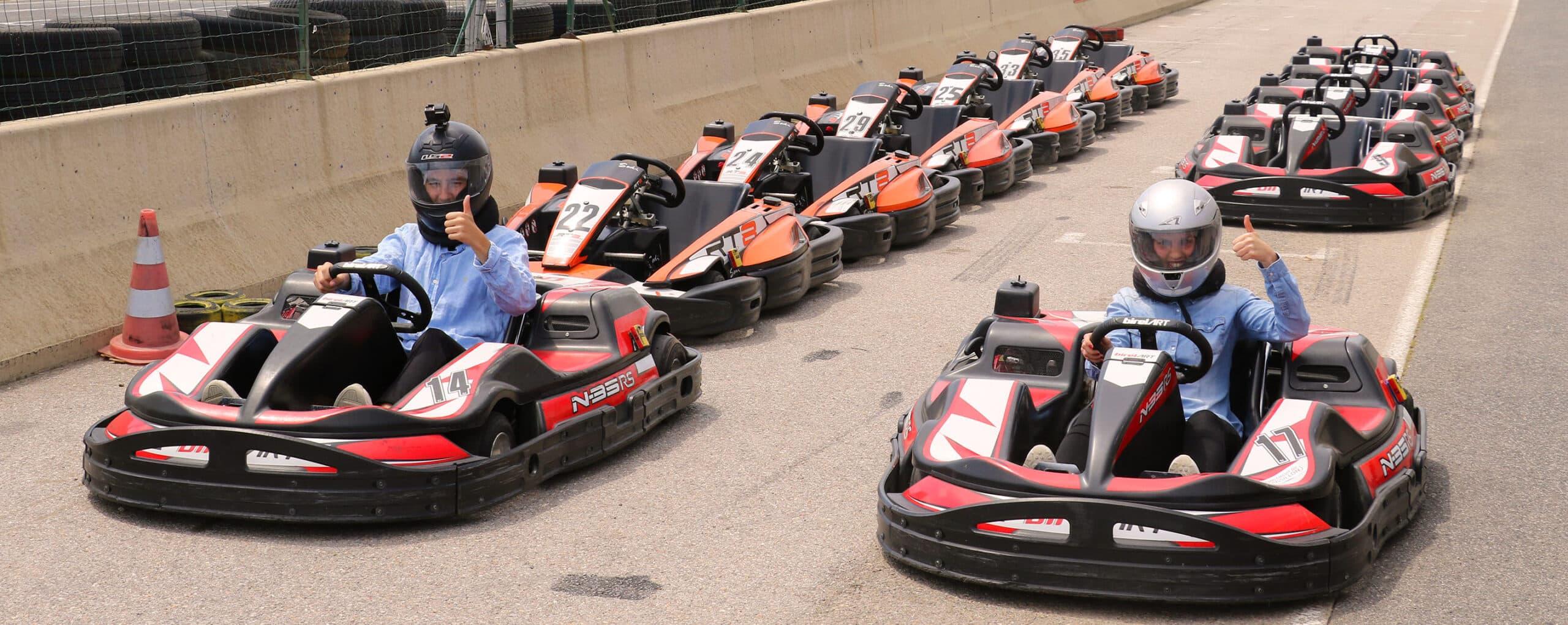 Grand Circuit du Roussillon, le karting de compétition pour tous