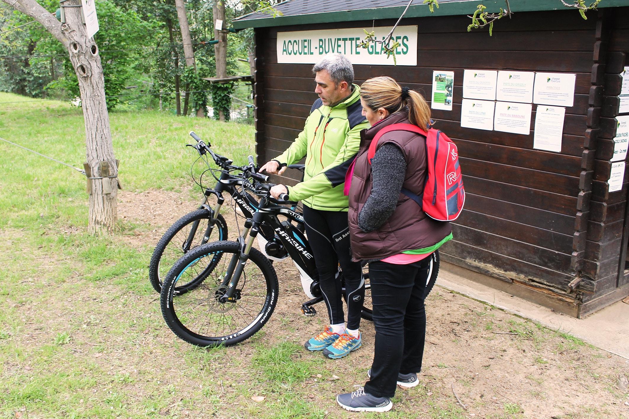 Le vélo électrique débarque en Vallespir