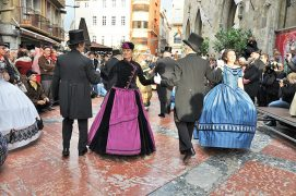 Saint Eloi danseurs