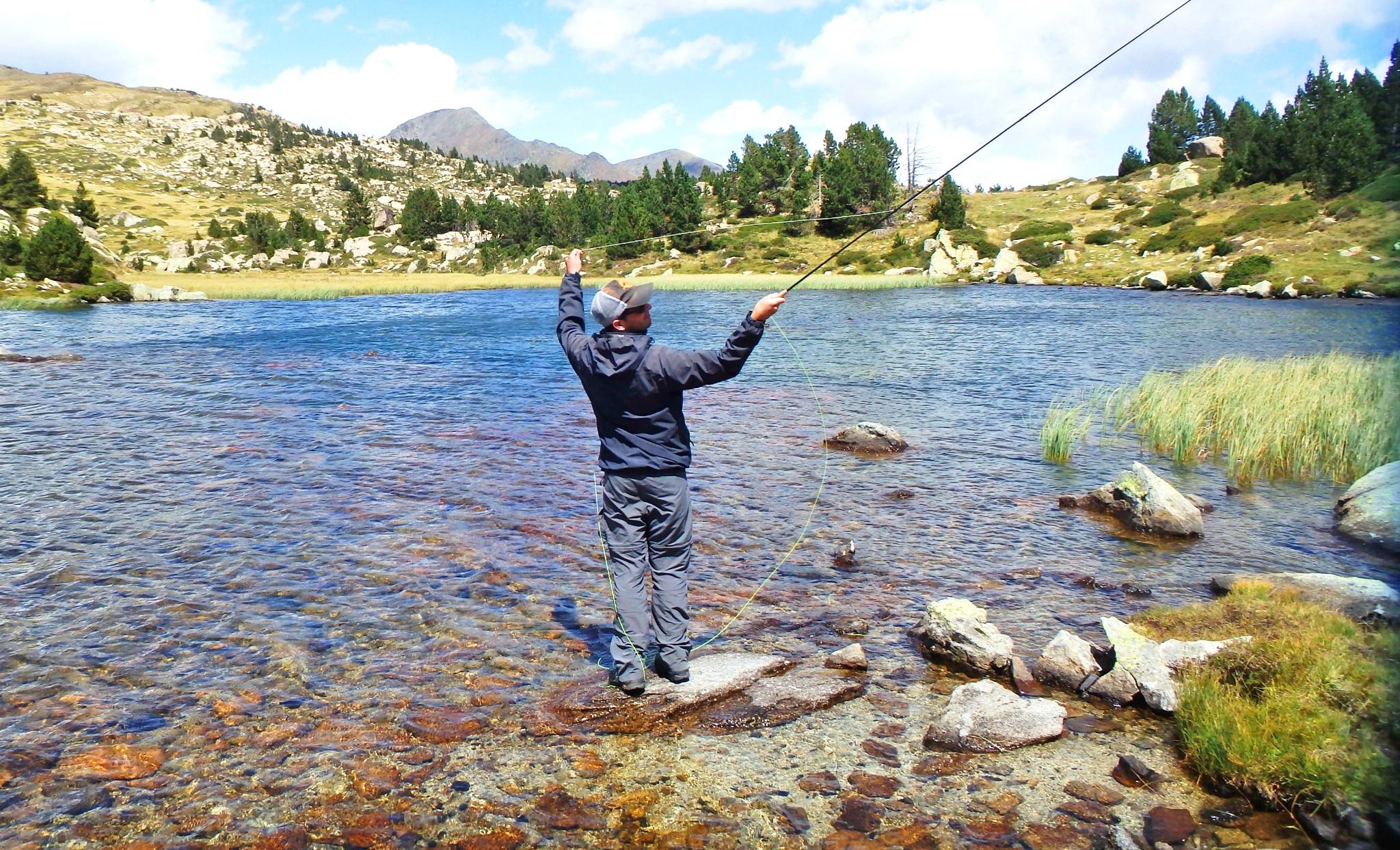 La pêche à la mouche, un art de vivre