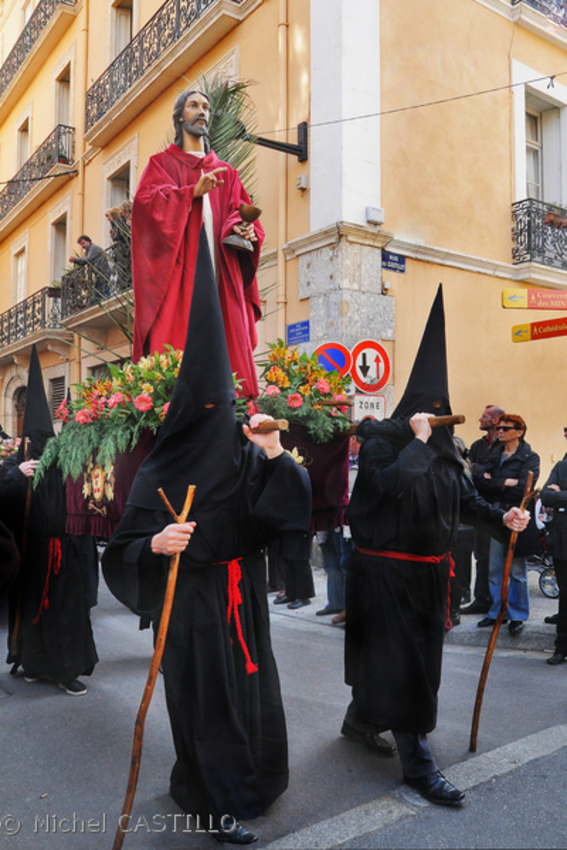 Procession de la Sanch - © M. Castillo